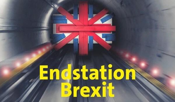 Endstation Brexit Banner