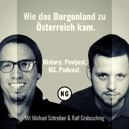 Wie das Burgenland zu Österreich kam.