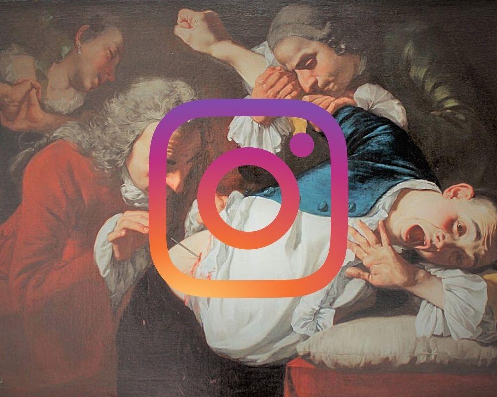 Social Media Inhalte im Bereich Geschichte