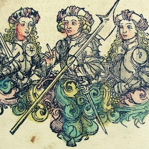 Ein Matriarchat in der Geschichte? Die hier dargestellten Amazonen waren zumindest keines.