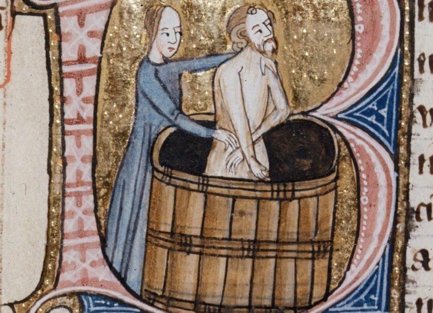 Die Rolle der Sauberkeit im Mittelalter war höher als oft angenommen