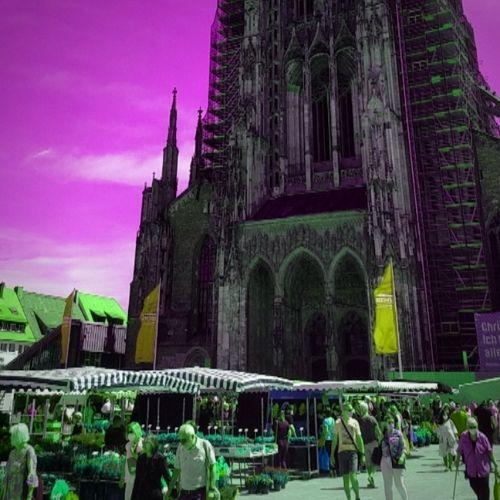 Ulm. Ein Stadtspaziergang durch die Geschichte.