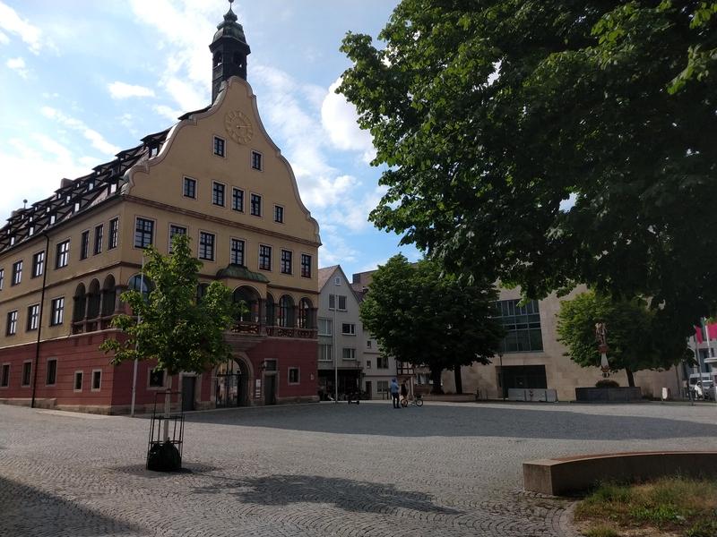 Das Schwörhaus am Weinhof