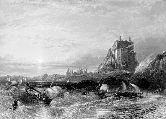 Die Wikinger vor England